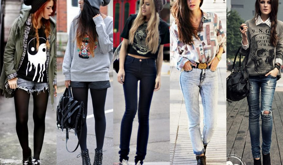 mujeres hipster